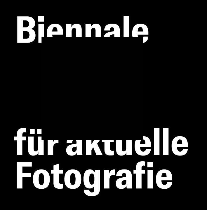 Logo Biennale für aktuelle Fotografie